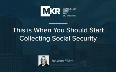 This is When You Should Start Collecting Social Security