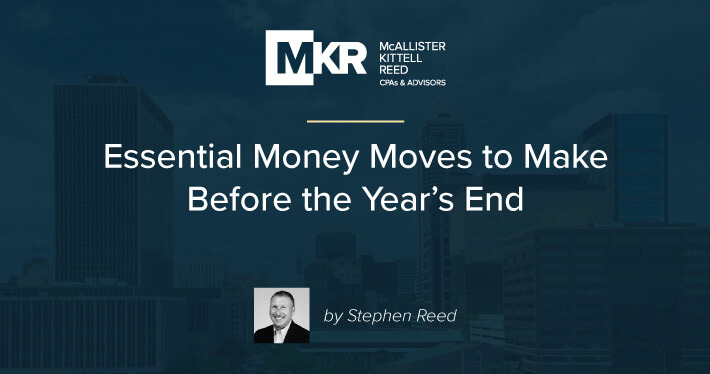Essential Money Moves to Make Before the Year's End