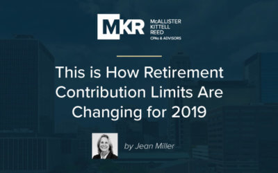 This is How Retirement Contribution Limits Are Changing for 2019