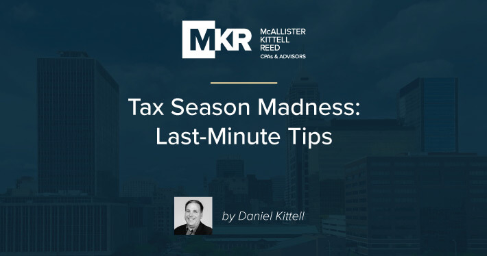 Tax Season Madness: Last-Minute Tips