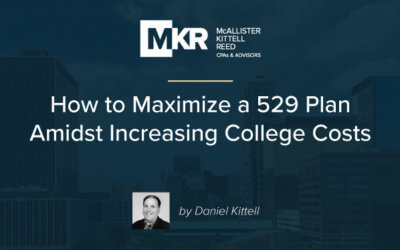 How to Maximize a 529 Plan Amidst Increasing College Costs