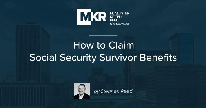 How to Claim Social Security Survivor Benefits