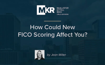 How Could New FICO Scoring Affect You?