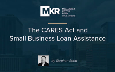 The CARES Act and Small Business Loan Assistance