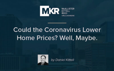 Could the Coronavirus Lower Home Prices? Well, Maybe.
