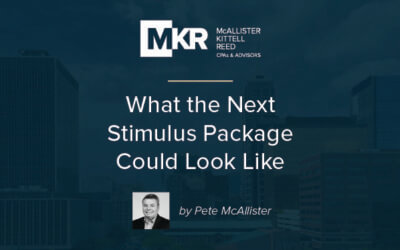 What the Next Stimulus Package Could Look Like