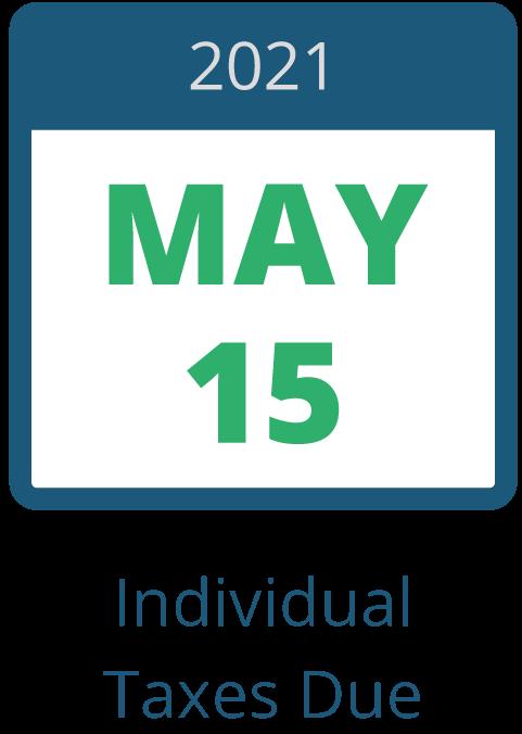 May 15, 2021