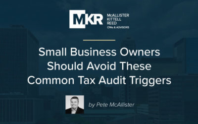 Small Business Owners Should Avoid These Common Tax Audit Triggers